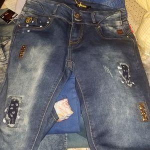 Colombian jean